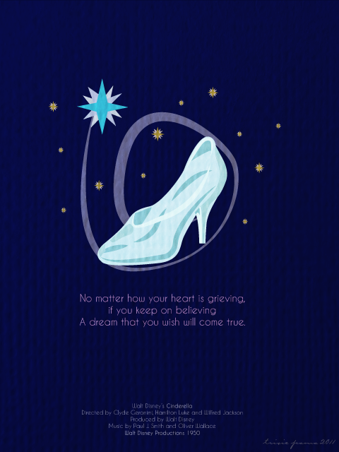Cinderella fan art disney cendrillon dessin anim et dessin - Dessin anime cendrillon walt disney ...