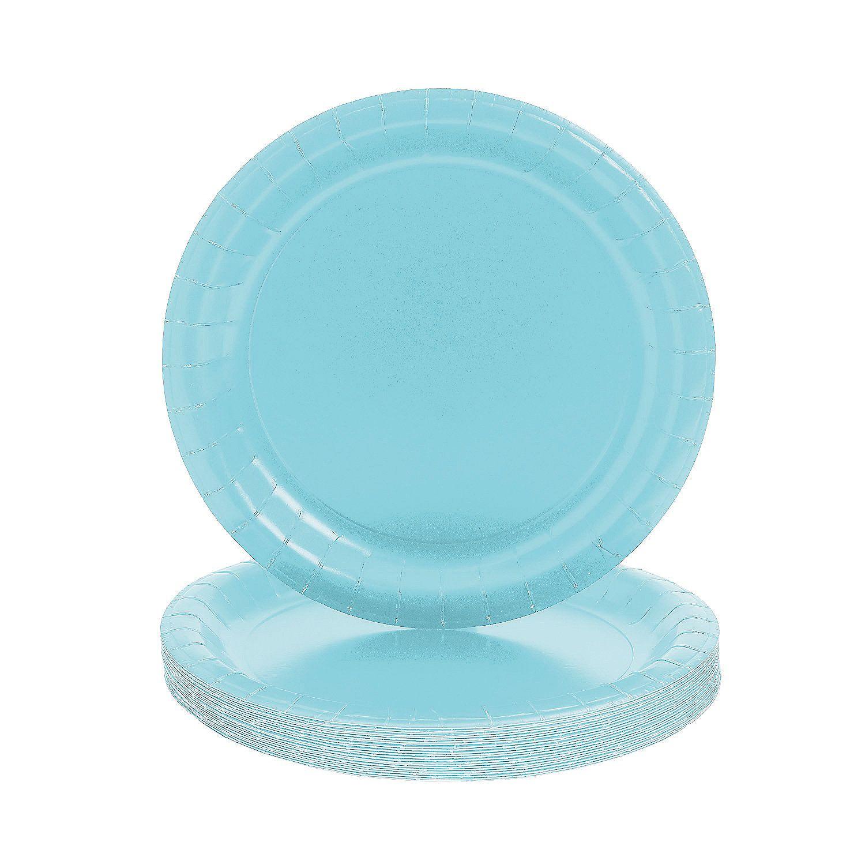 Round Paper Dinner Plates  sc 1 st  Pinterest & Round Paper Dinner Plates | Blue dinner plates and Sweet 16