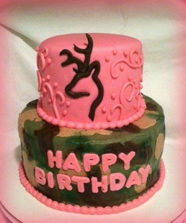 Incredible Pink Camo Birthday Cake Ideas 126 Posts And 1 Follower Since Mar Personalised Birthday Cards Paralily Jamesorg