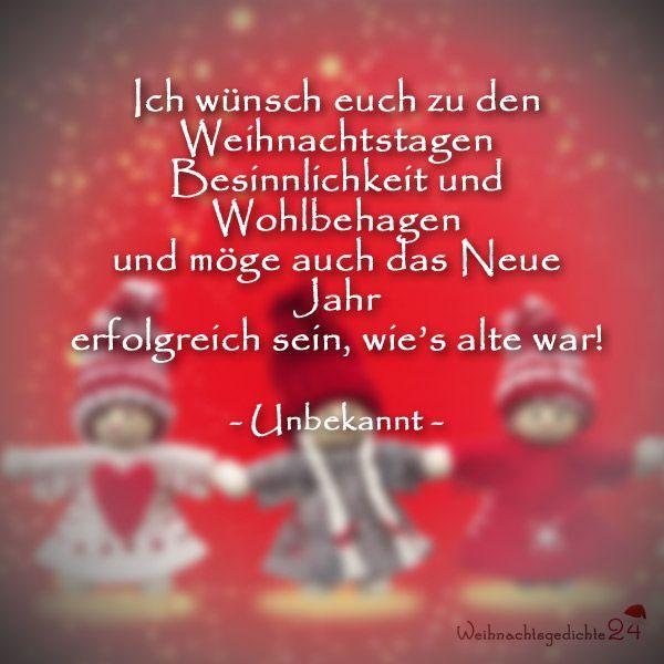 Weihnachtssprüche für Weihnachtsgrüße #weihnachtsdeko2019trend