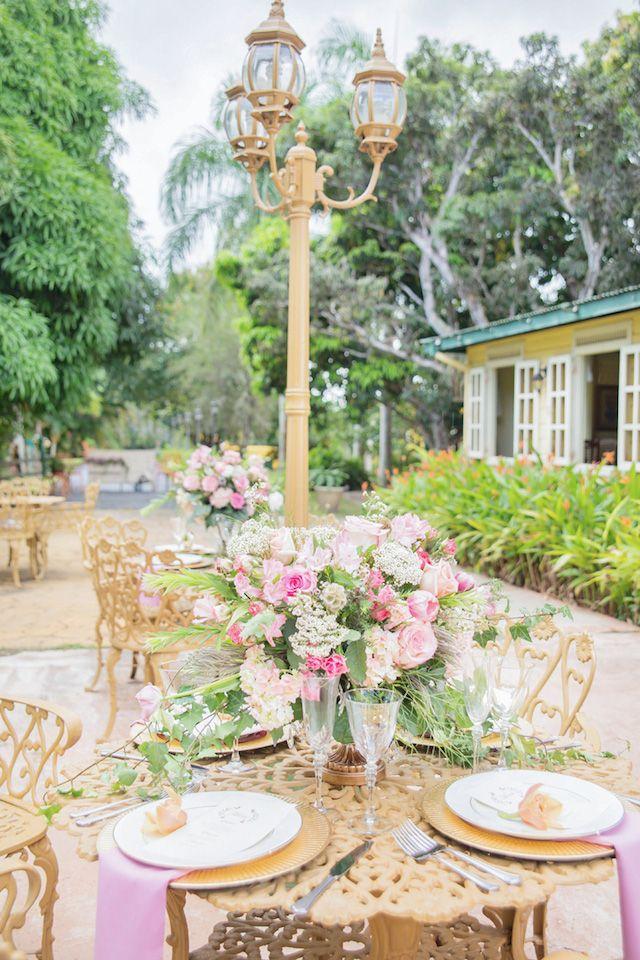 colonial vintage garden wedding | Pinterest | Garden weddings ...