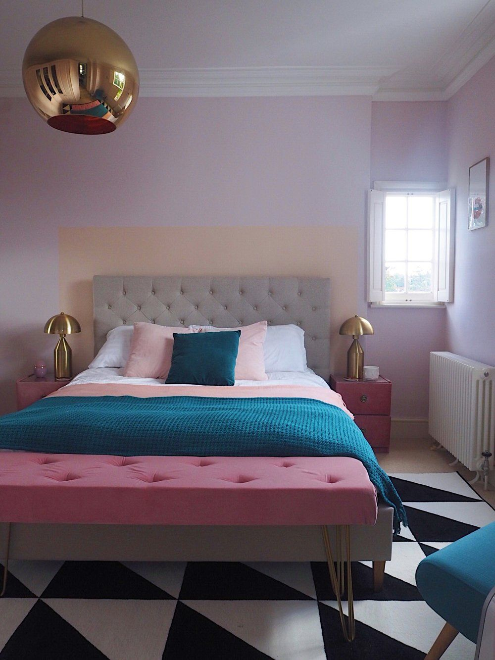 Revamp, Restyle, Reveal - The Pink Bedroom REVEAL! | Light ...