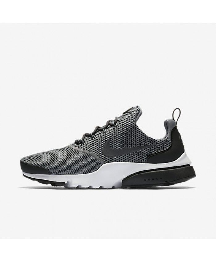 Nike Air Presto Fly Cool Grey Black White Anthracite 908020-006