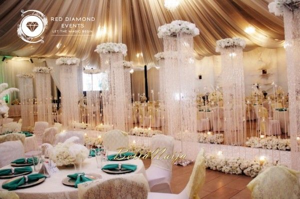 Red Diamond Events Bn Wedding Decor 03 Nigerian Wedding Decor