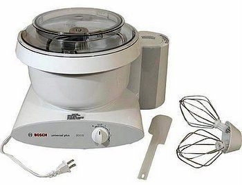Bosch Universal Mixer For Challah Making Cooking
