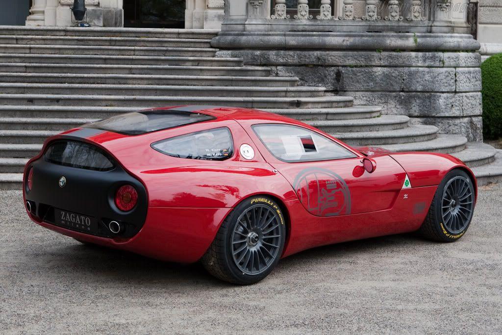 Alfa Romeo TZ Corsa Zagato Advance Auto Parts - Alfa romeo car parts