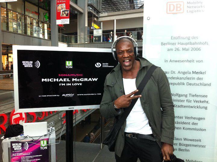 Sonamusic & Michael McGraw & Berlin Music Weekhttp://www.michael-mcgraw.me  http://www.sonamusic.de  http://www.youtube.com/michaelmcgrawtv  http://www.youtube.com/femimcgraw  http://www.facebook.com/michaelmcgrawtv  http://www.facebook.com/michaelmcgrawmusic  http://www.reverbnation.com/michaelmcgrawmusic