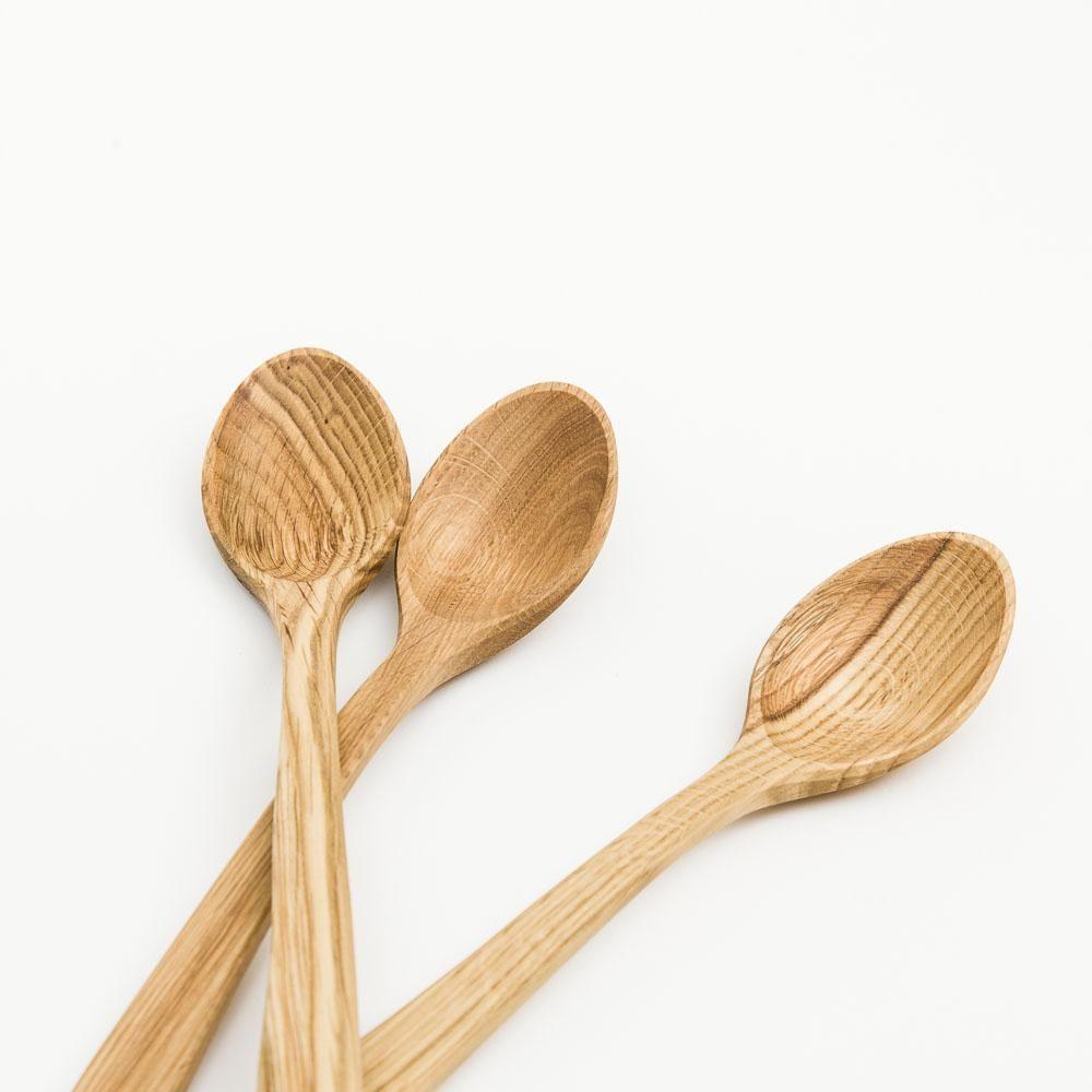 Oak Wood Spoon | NATURAL KITCHEN by Travelling Basket | Wood