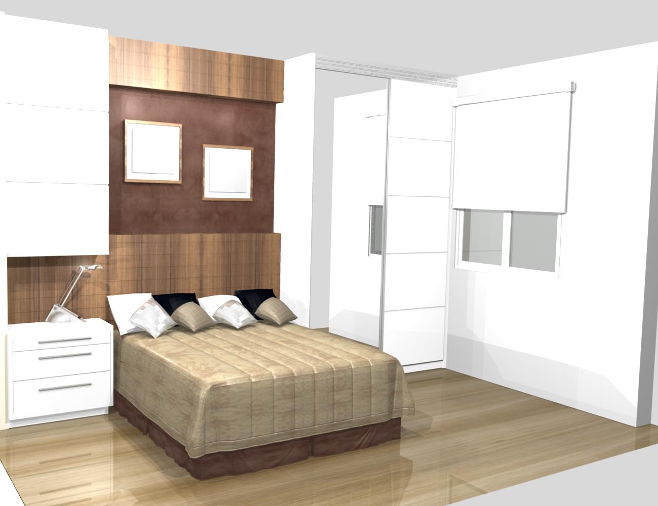 1 a moveis planejado quarto quartos dormitorios casal - Dormitorios pequenos modernos ...