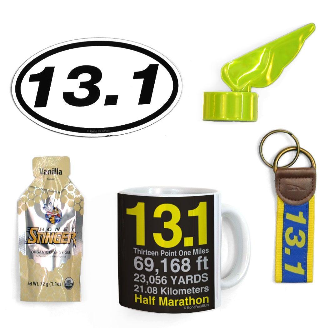 13.1 Half Marathon Gift Filled Mug | Running Gift Mugs | Gifts for Runners | Half Marathon Gifts