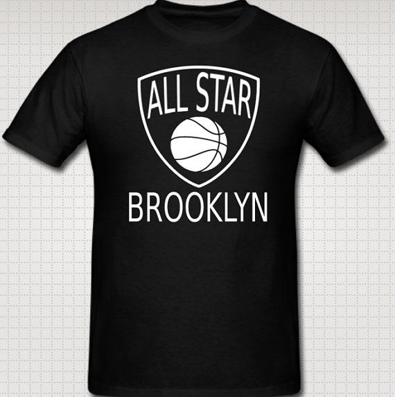 2015 NBA All-Star Game Brooklyn Team Inspired by AllStarGear