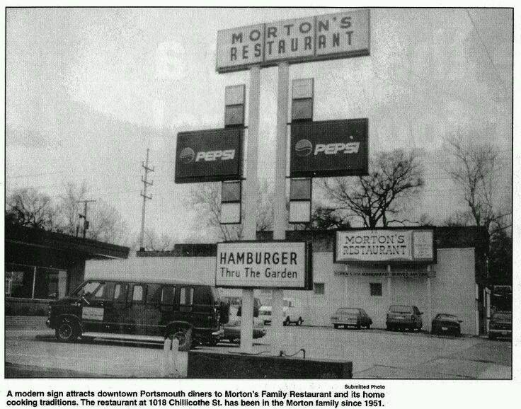 Morton S Restaurant Por In The 60