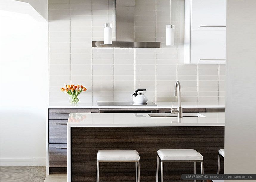 99 Modern Backsplash Ideas Sleek Sharp Modern Kitchens