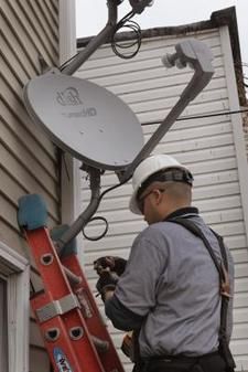 How To Move Install Your Own Directv Satellite Dish Satellite