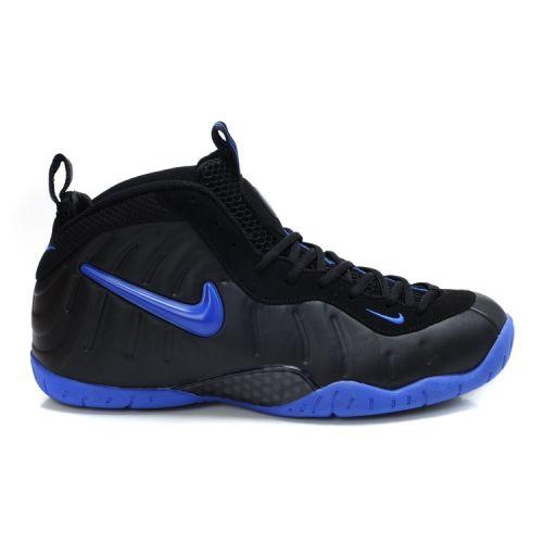 e9631408e11 Nike Air Foamposite Pro Pearl Jam Black Royal Blue