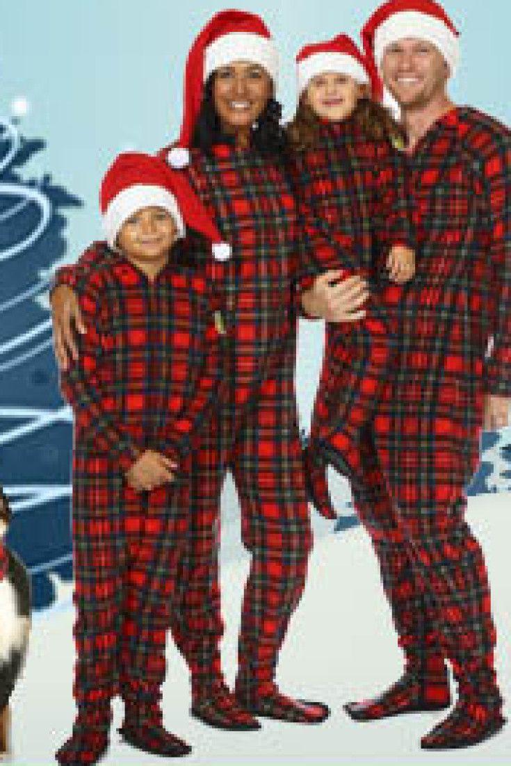 Every Family Needs A Matching Set Of Christmas Pajamas