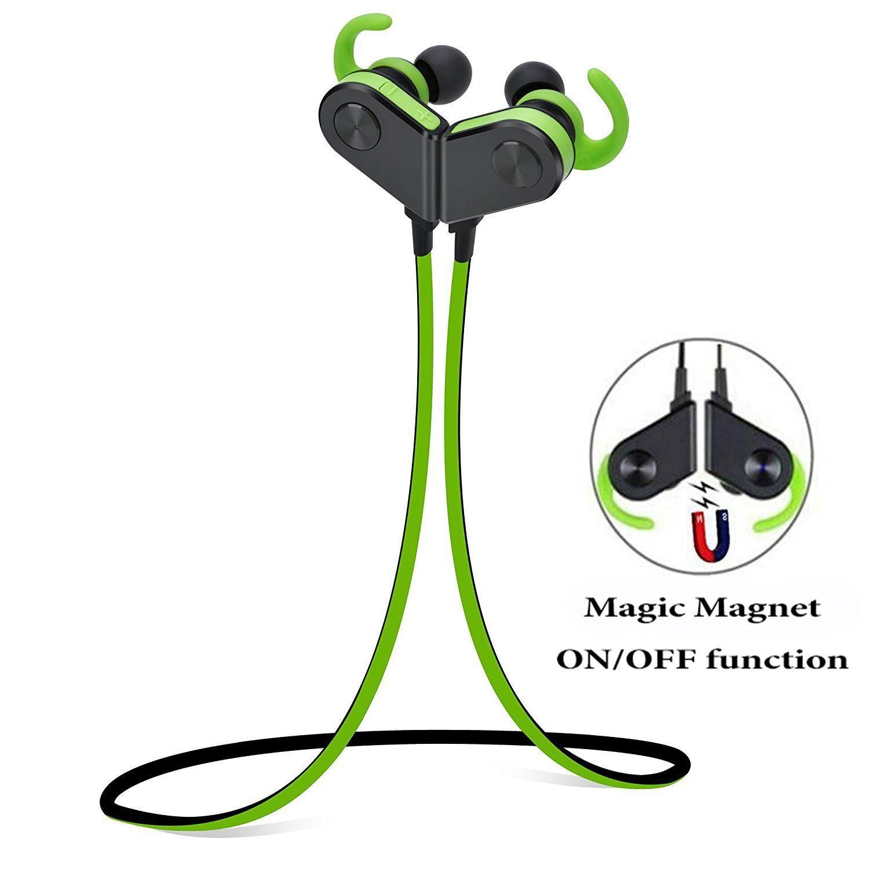 Wireless Bluetooth Headphones &Carry Bag by Prokitline