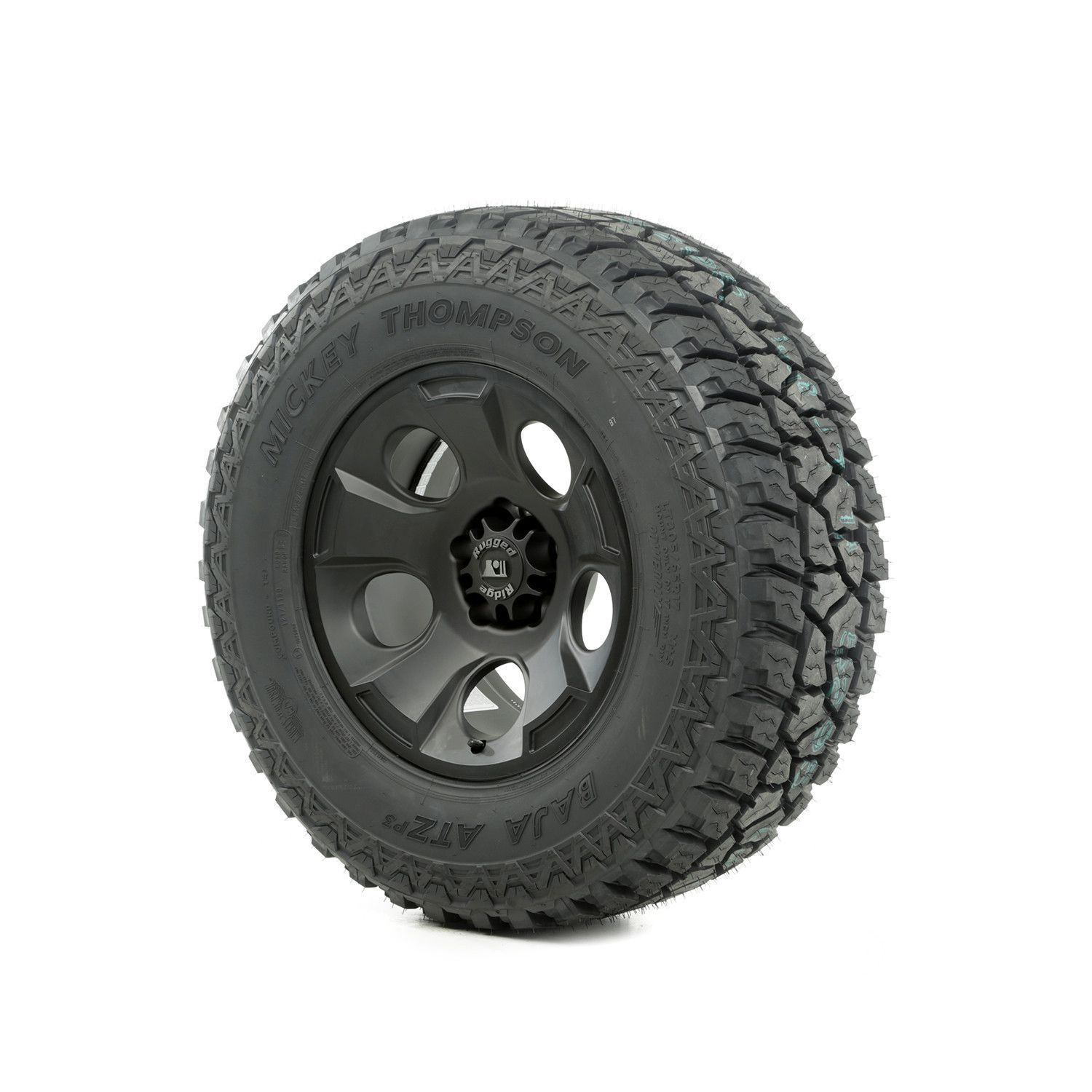 Wheel And Tire Drakon 17x9 Black Satin 305 65r17 Atz P3 At Get4x4parts Com For Only 799 66