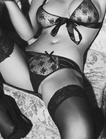 Erotic lingerie art