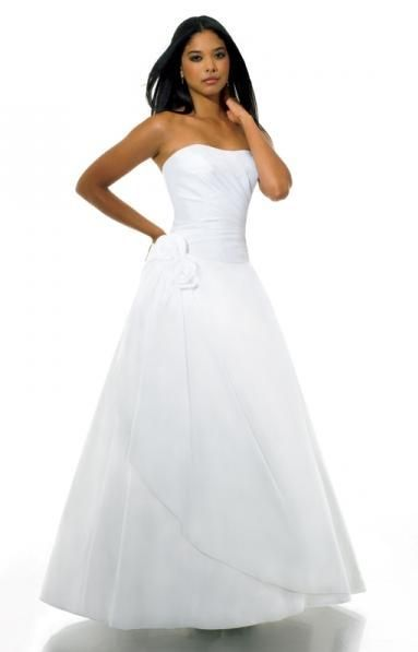 6eefd35ee86c1 Moonlight Tango Informally Yours Debutante Dress DB1550 at frenchnovelty.com
