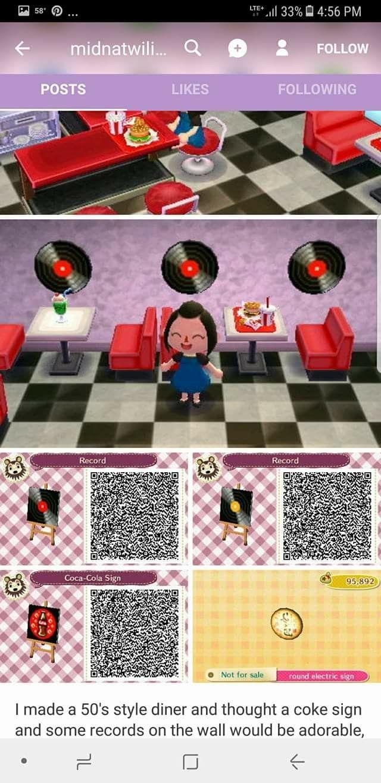 Pin By Belladonna Bloom On Animal Crossing New Leaf Pinterest Qr