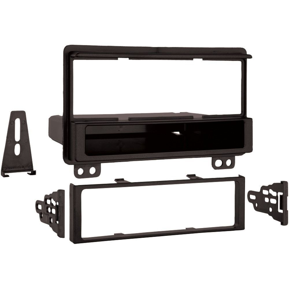 Metra 2001 2004 Ford Mustang And 2002 2005 Expedition Single Din Installation Kit Provides Pocket With Recessed Moun Ford Lincoln Mercury Ford Mustang Mustang