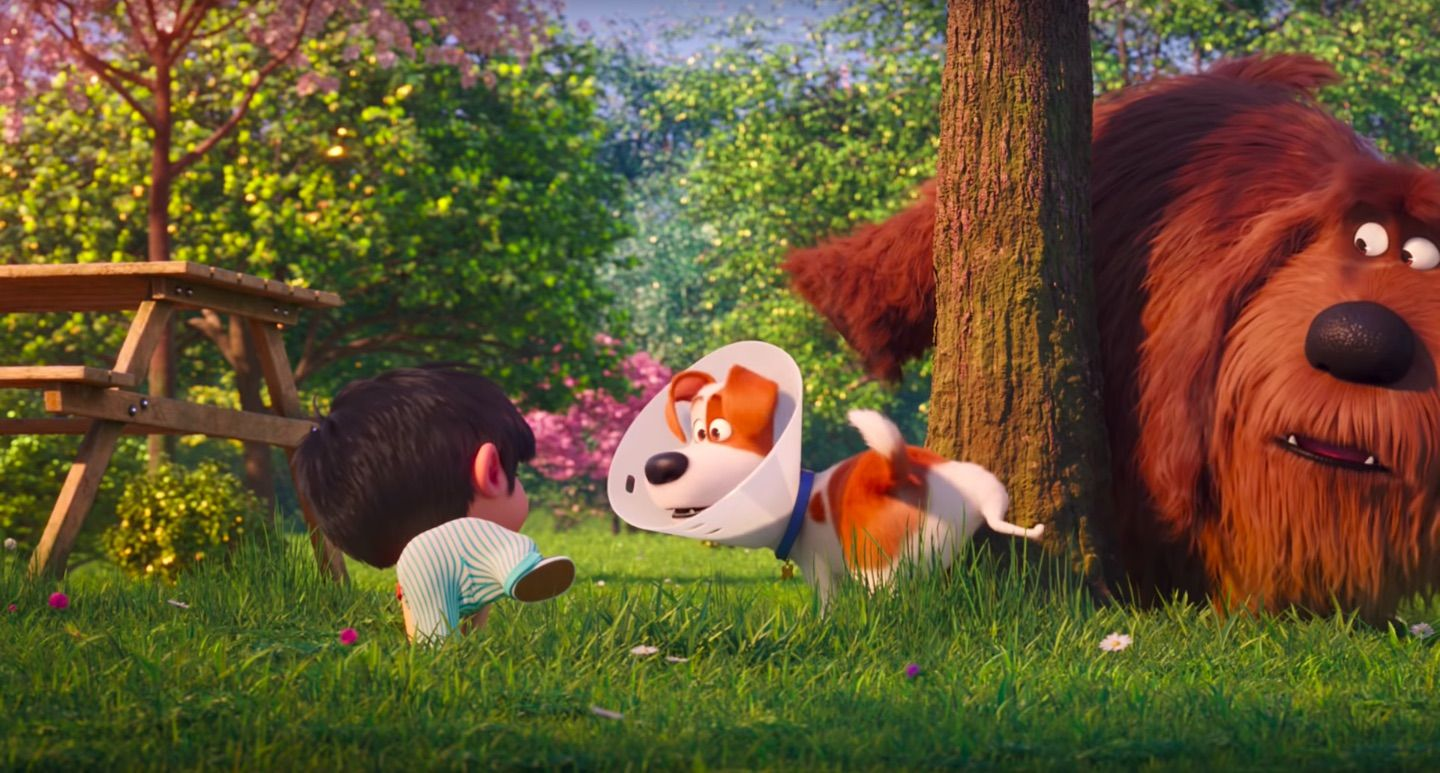 The Secret Life Of Pets 2 Trailer The Emotional Side Of Secret Life Of Pets Movie Collection Movies By Genre