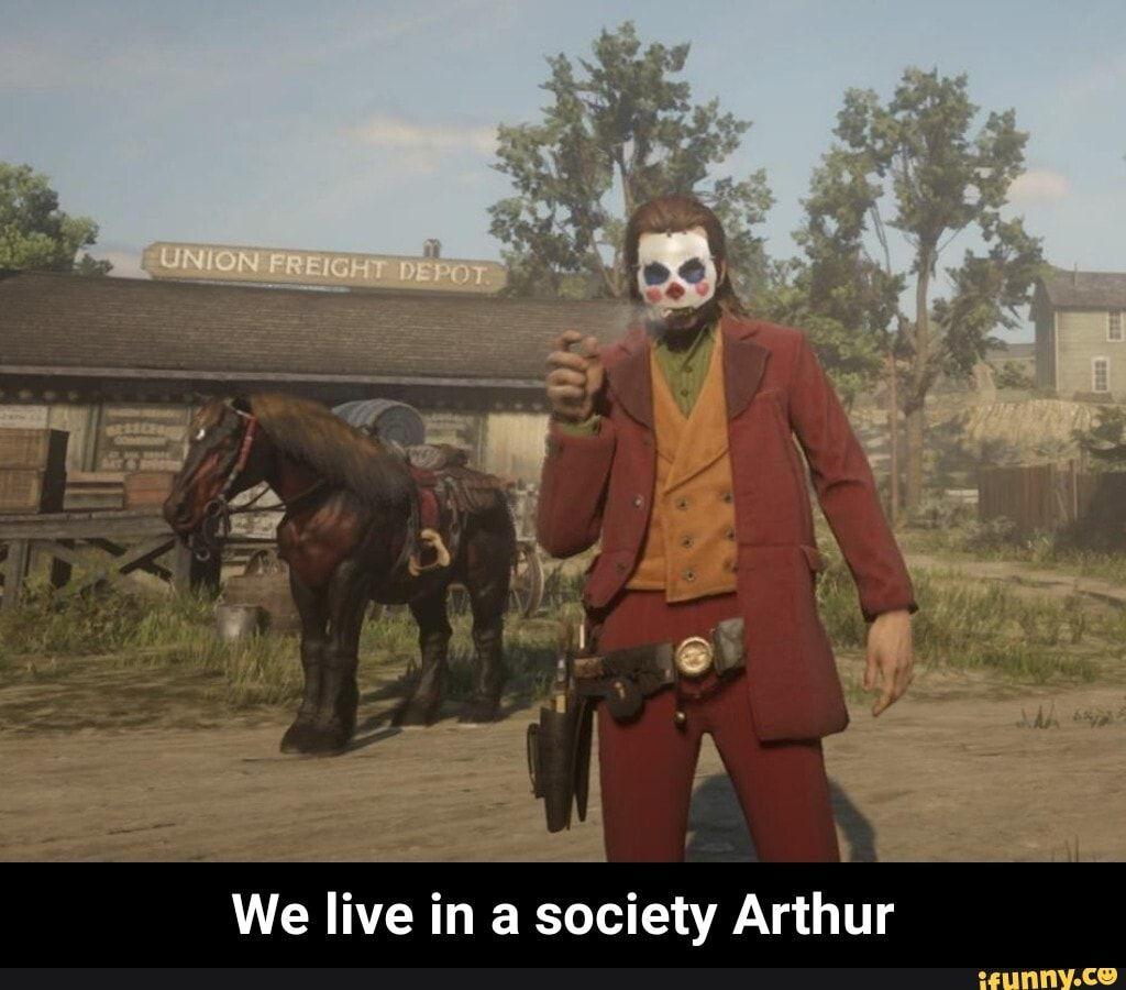 We Are Farmers Arthur Meme