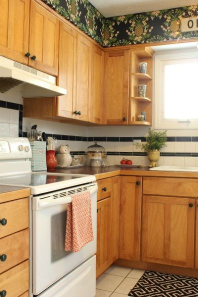 a colorful simple quirky kitchen quirky kitchen kitchen kitchen cabinets on kitchen ideas quirky id=39949