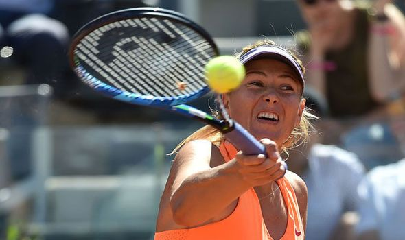 Maria Sharapova racket sponsor makes SHOCK statement after French Open wildcard snub