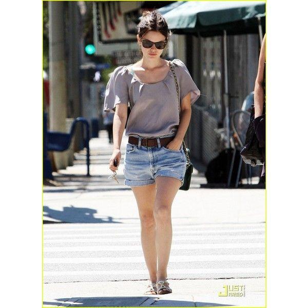Rachel Bilson is Santa Monica Sweet - Photo Gallery | Just Jared found on Polyvore