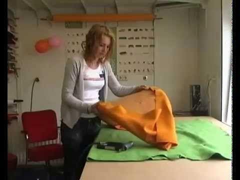 Orange Slice Chair Youtube Doe Het Zelf Fluweel