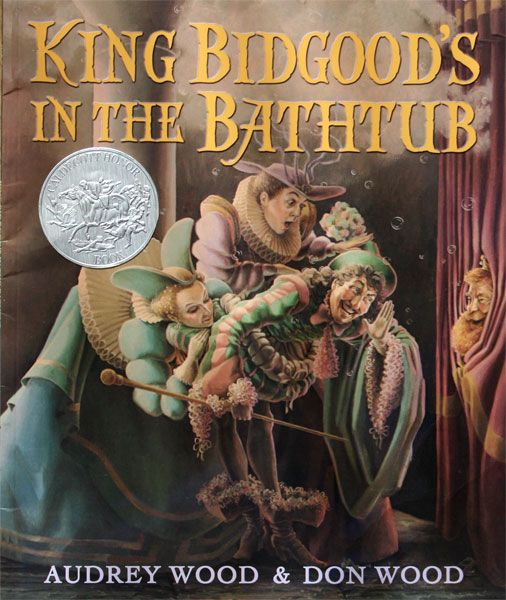 King Bidgood S In The Bathtub In 2020 Children S Picture Books