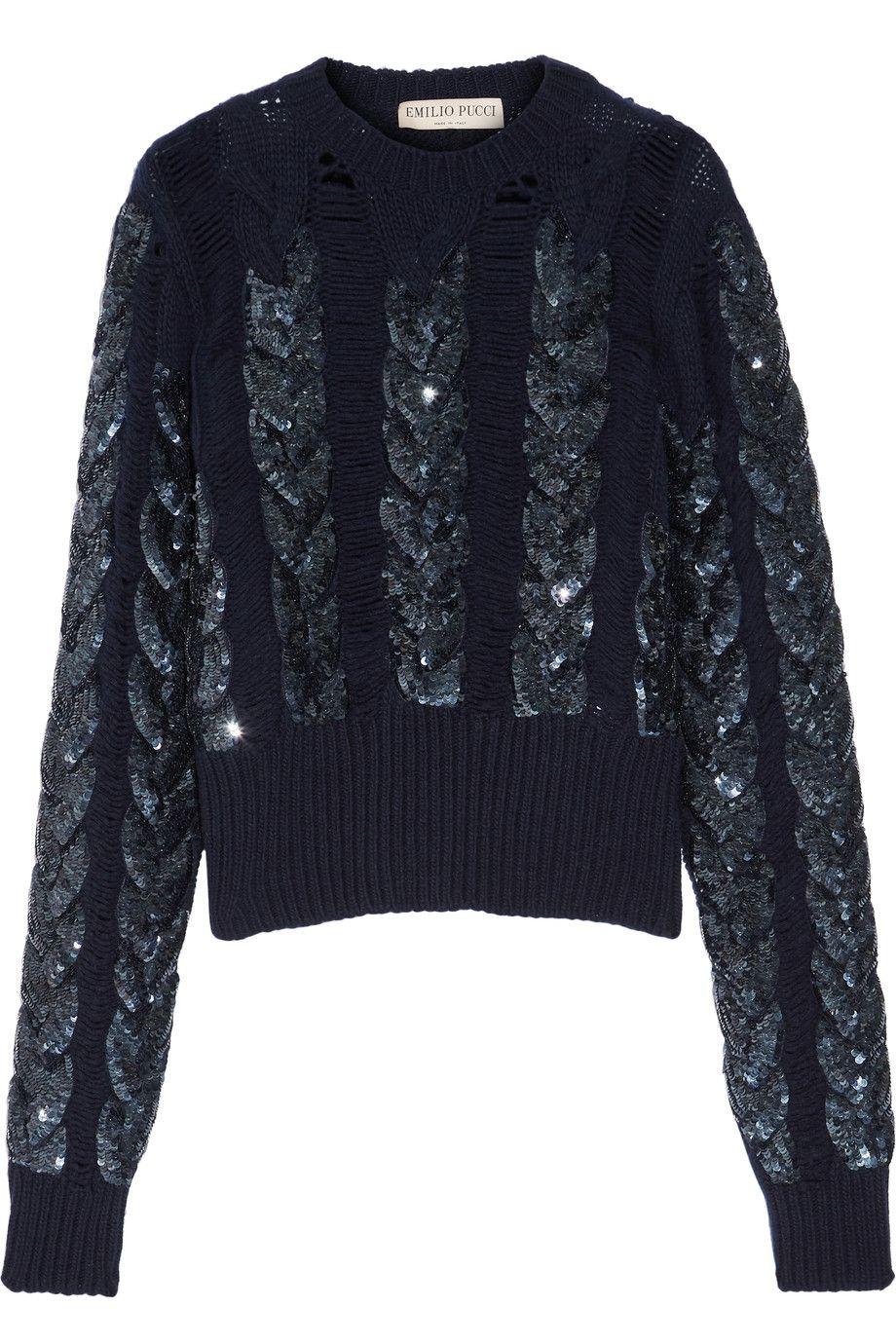 EMILIO PUCCI .  emiliopucci  cloth  sweater   Emilio Pucci ... 7761cabd84b1