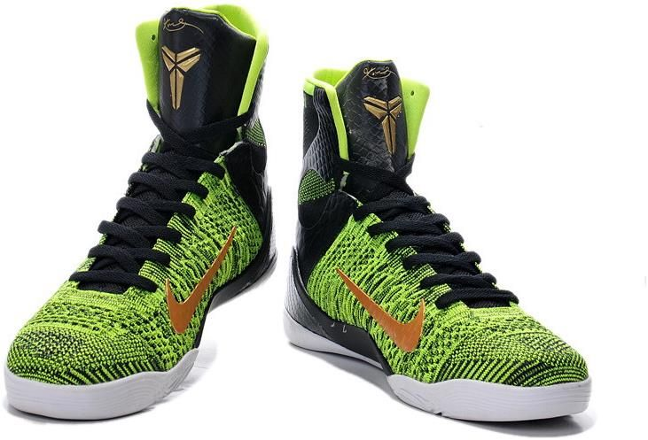 kobes 9 high black green gold white0