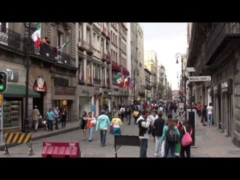 A Walk Through Downtown Mexico City Downtown Mexico City Mexico City Mexico
