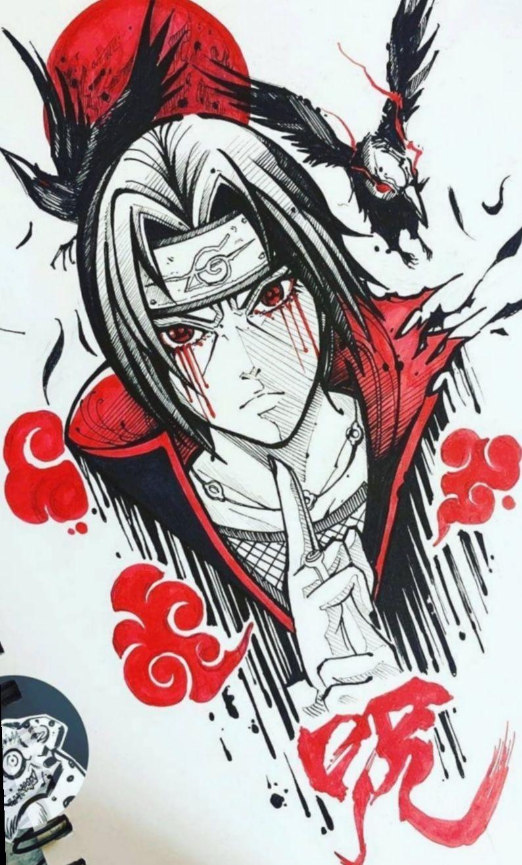 Pin Di Anime Sketch
