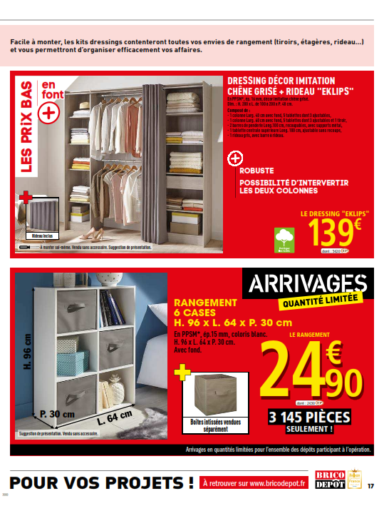 Brico Depot Amenagement Interieur Cataloguespromo Com Amenagement Interieur Interieur Rangement