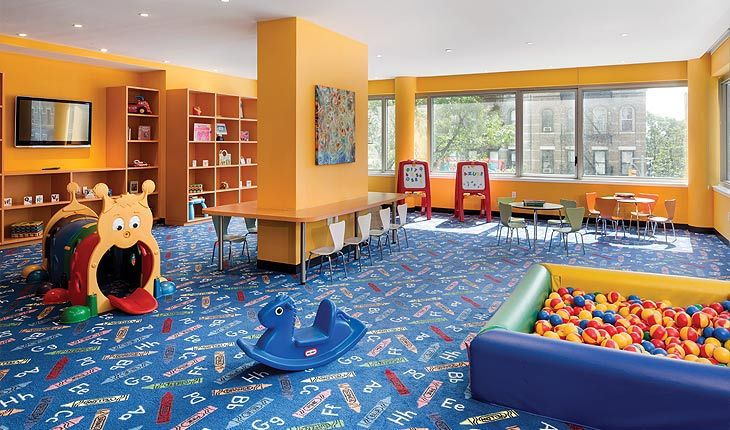 Children S And Kids Room Ideas Designs Inspiration: Love The Layout Of This Playroom!