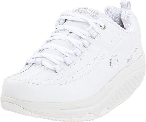 3cf4660fa5be Skechers for Work Women s Shape Ups Sr Lace-Up