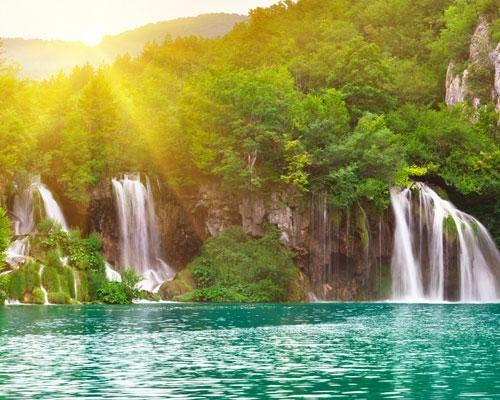 Plitvice Falls-Croatia