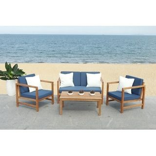 Overstock.com: Online Shopping - Bedding, Furniture ... on Safavieh Outdoor Living Montez 4 Piece Set id=70524