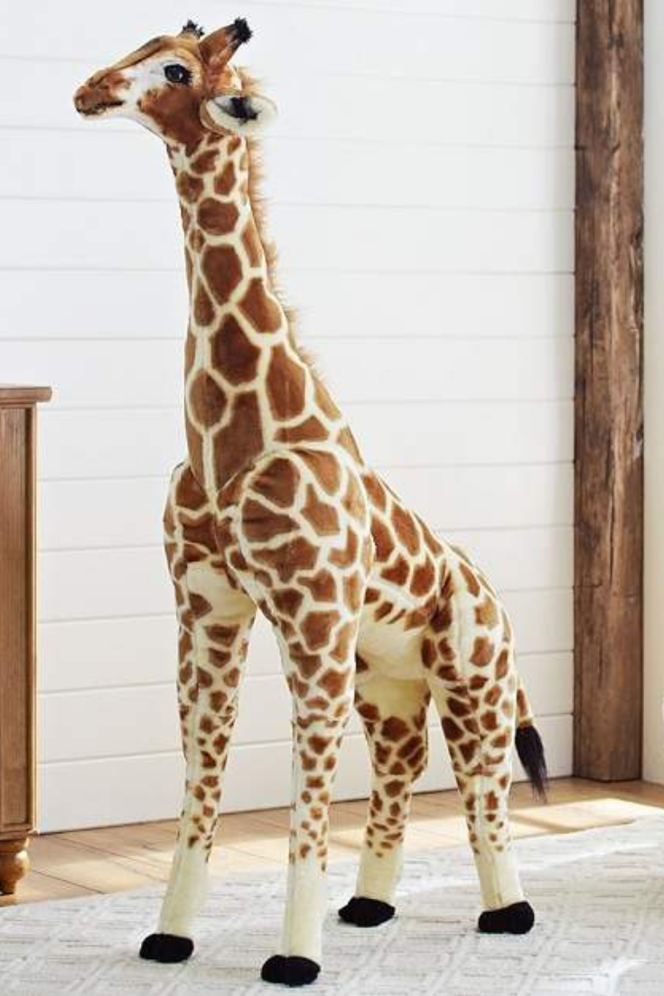 God I Love These Jumbo Sized Stuffed Animals This Big Giraffe Is Beautiful He Would Look Divine In A Jumbo Giraffe Plush Giraffe Plush Giraffe Stuffed Animal [ 1102 x 735 Pixel ]