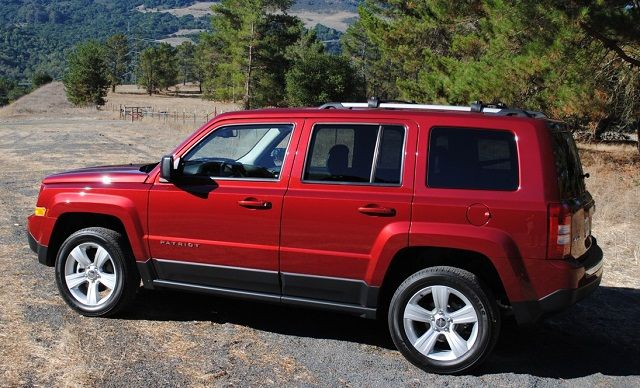 Pin By Randall Noe Chrysler Dodge Jee On 2015 Jeep Patriot Fwd 4dr