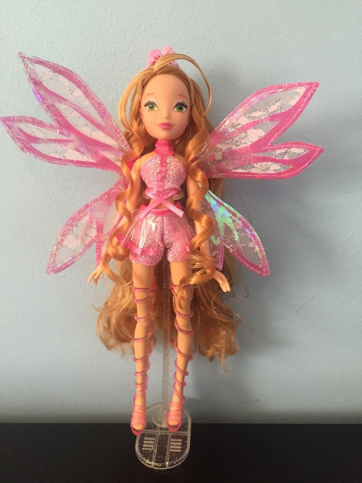 Winx Club Special Limited Edition Kira Plastinina Flora Doll Witty