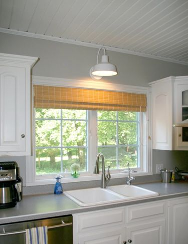 Ordinaire Wall Sconce For Over Kitchen Sink   Barn Light Austin Sconce
