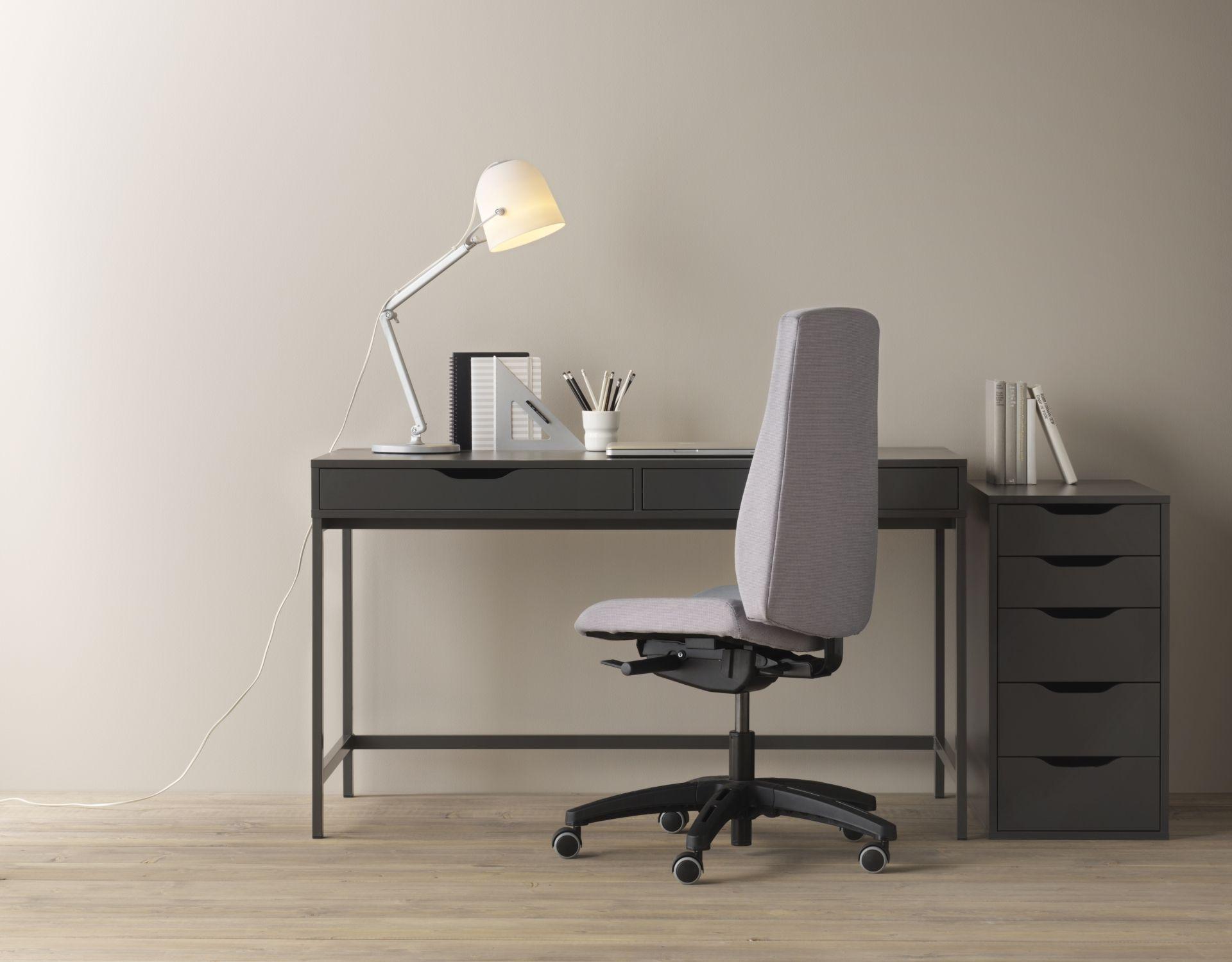 Bureau Stoel Ikea : Alex bureau grijs ikea catalogus ikea alex