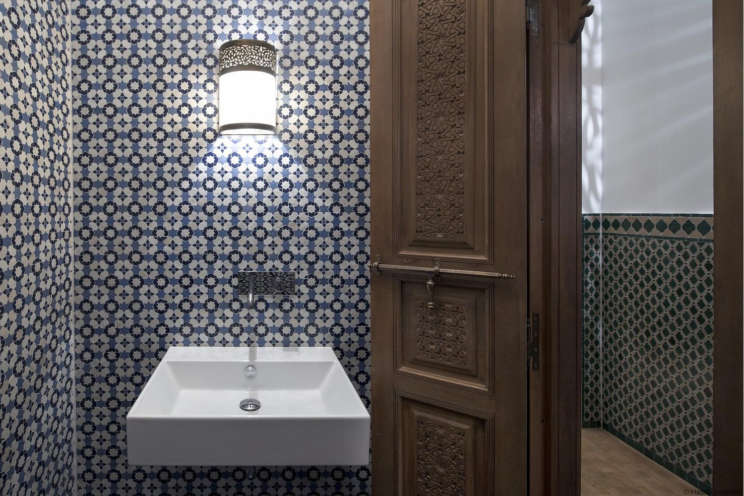 Moroccan Mosaic Tile projects.