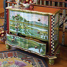Nice Mckenzie Childs Furniture Images | MacKenzie Childs   Highland Collection  Furniture U0026 Decor