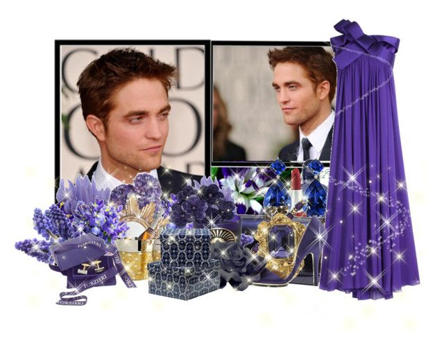 """""""My Favorite Actor-Robert Pattinson"""" by purplecherryblossom ❤ liked on Polyvore featuring Nexus, Calvin Klein, Yves Saint Laurent, Lab, Ted Baker, Retrò, Notte by Marchesa, Badgley Mischka, Alice by Temperley and Forzieri"""